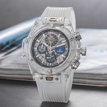 NEW Luxury Brand Mechanical Wristwatch Mens Watches Quartz Watch With Stainless Steel Strap Relojes Hombre Automatic 7