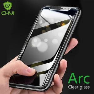Защитное стекло CHYI для Xiaomi Mi 8, Высокопрочное, с олеофобным покрытием, аксессуары для Mi8