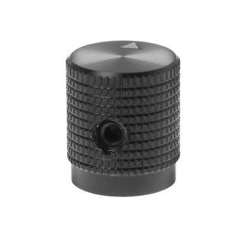 Solidna aluminiowa gałka potencjometru pokrętło głośności pokrętło HIFI pokrętło regulacji Audio 16x14mm tanie i dobre opinie CN (pochodzenie) 40JA1AA701188-2