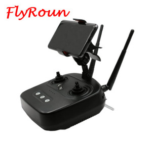 Skydroid T10 Remote Control Mini camera 10km digital map transmission remote control camera four-in-one plant protection(China)