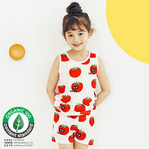 Unifriend19 Summer Import New Products CHILDREN'S Suit Men And Women CHILDREN'S Short-sleeved