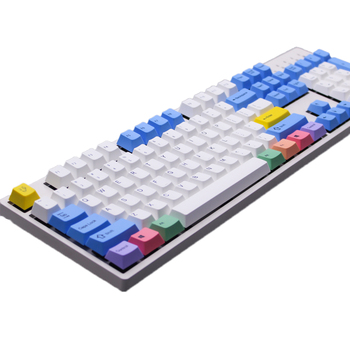 MP  Keycap Cherry Profile Dye-Sublimation Thick PBT Keycaps MX Switch Mechanical Keyboard Keycap