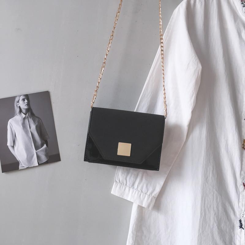 Luxury Handbags Women Bags Designer 2019 New Scrub Bag Chain Shoulder Crossbody