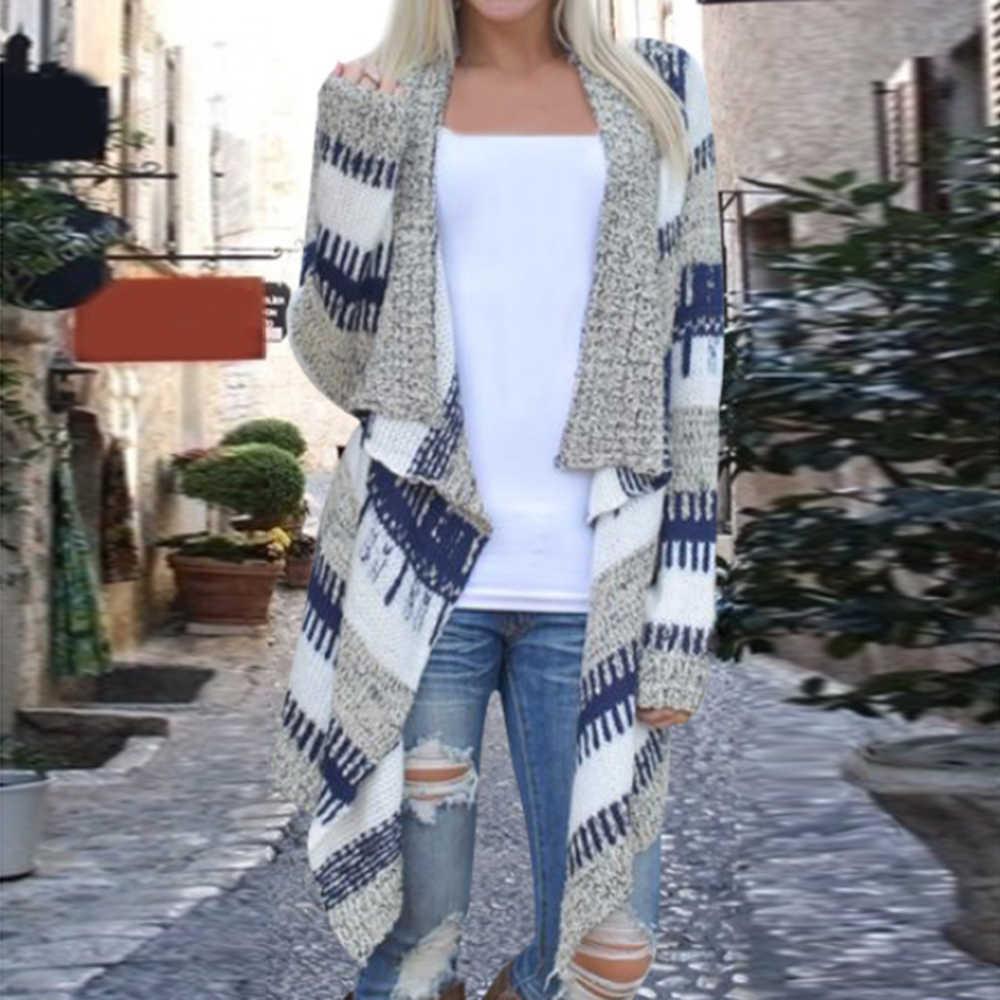 PUIMENTIUA Новый Женский Повседневный мягкий легкий свитер с открытой передней частью, Свободный кардиган с длинным рукавом для женщин 2019, осенне-зимний свитер