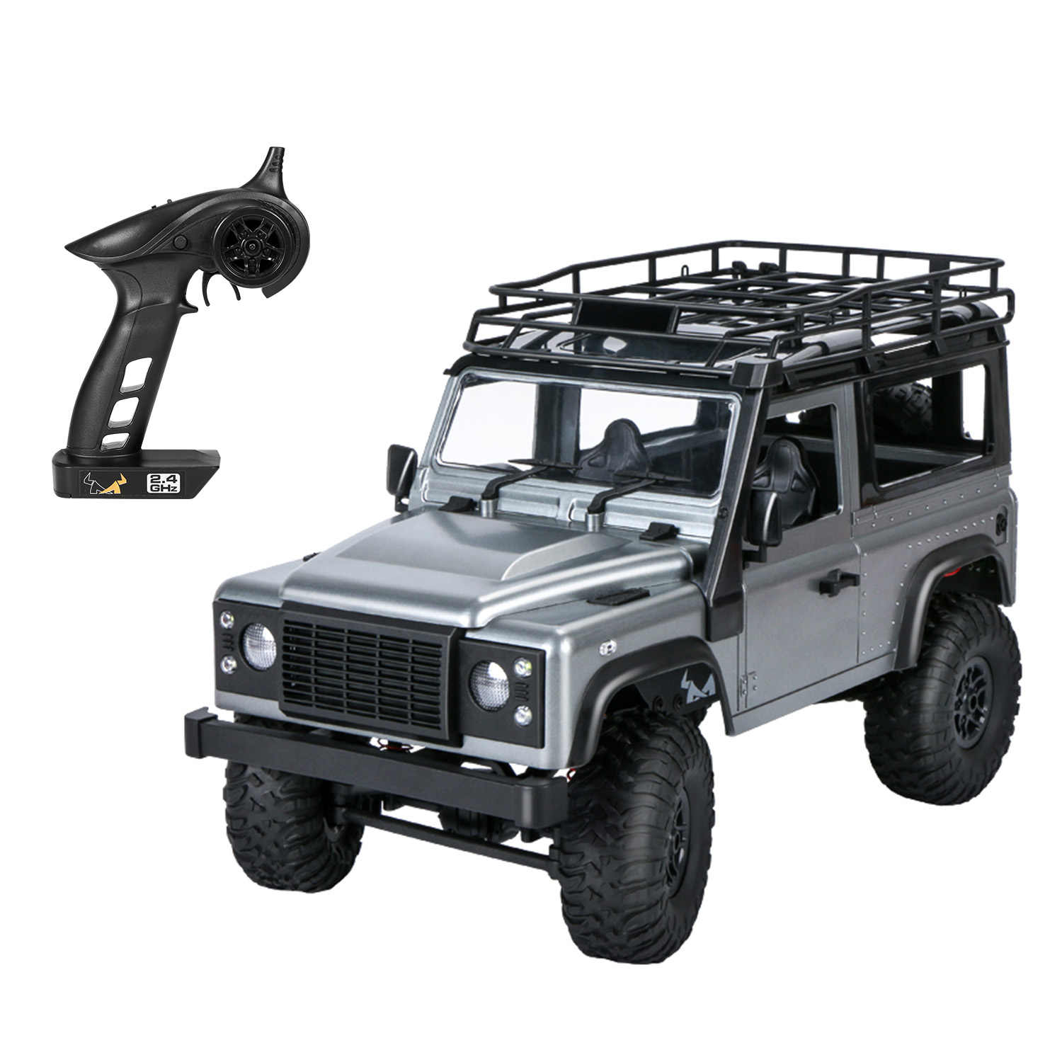 MN 99s 2.4G 1//12 4WD RTR Crawler RC Car Off-Road Buggy For Land Rover Vehicle