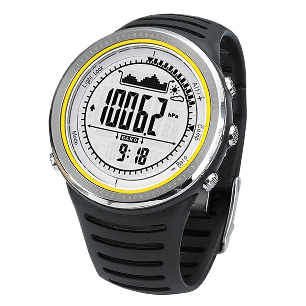 Extérieur Sunroad Sport montres hommes FR802A 5ATM étanche altimètre boussole chronomètre pêche baromètre podomètre plongée montre hommes