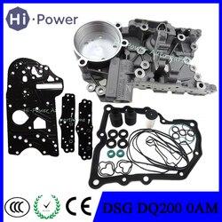 DQ200 0AM DSG корпус передачи 4,6 мм 0AM325066C OAM для AUDI VW SKODA SEAT Passat Golf 7-скоростной DQ200 0AM325066AC 0AM325066AE