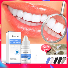 Whitening Teeth Essence Dental Oral Hygiene Plaque Remover Stains Bleaching Tools Teeth Cleaning Serum Whitener Gel Toothpaste