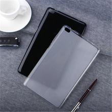 Чехол для планшета lenovo tab e8 tb 8304f защитный чехол прозрачный
