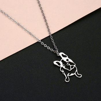 Dod Bulldog Pendant Necklace 1