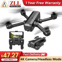 ZLL-dron SG706 4K con cámara FPV, profesional, 720P, 1080P, cámara dual, zoom 50X, flujo óptico, cuadricóptero plegable VS E58