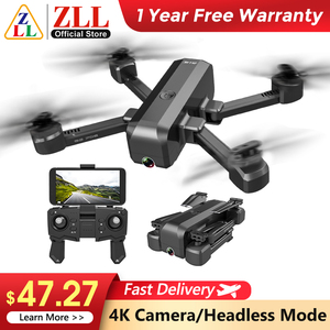 Image 1 - ZLL SG706 Drone 4K FPV Camera drone Professional 720P 1080P dual camera 50X zoom optical flow Foldable Quadcopter VS E58 dron
