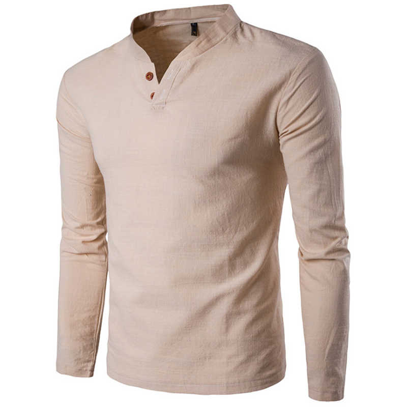 Camiseta de lino para hombre, estilo chino, Hanfu, blusa Medieval vikinga árabe saudí, ropa de hombre africana, camisetas, traje Tang, trajes de Kung Fu
