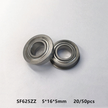 Flange Metal Shielded Ball Bearing F6903z F6803zz 25 PCS 17x26x5 mm