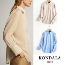 Office Lady Shirt Women cotton linen Blouse Women Elegant St