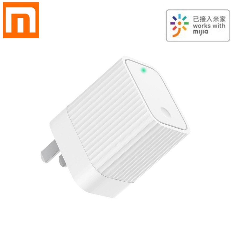 New Xiaomi Smart Cleargrass Bluetooth/Wifi Gateway Hub Work With Mijia Bluetooth Sub device Smart Home Device|Smart Remote Control| |  - title=