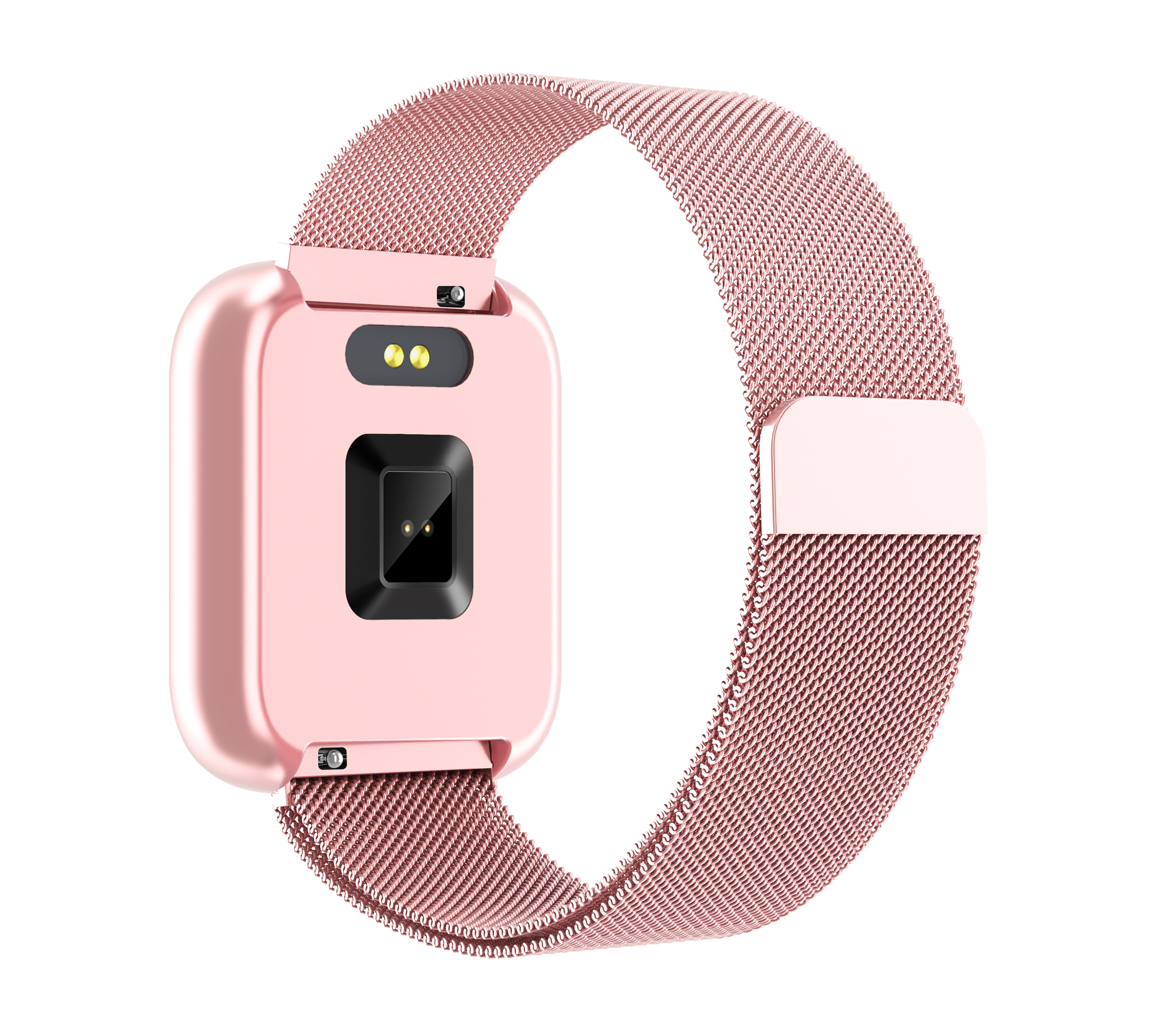 Smart Watch Replacement Strap P68 P70 Plus T80 Y6 Pro Bracelet Silicone Strap Stainless Steel Magnetic Strap For Men Women