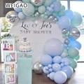 WEIGAO DIY Balão Transparente Caixa de AMOR DO BEBÊ Blocos Caixa de Presente Do Partido Da Menina do Menino para o Casamento Decoração de Festa de Aniversário Do Chuveiro de Bebê