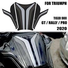 Dla TRIUMPH TIGER 900 900GT 900 GT Pro Tiger 900gt pro Tiger 900 rally pro 2020 motocykl 3D naklejka na zbiornik paliwa naklejka