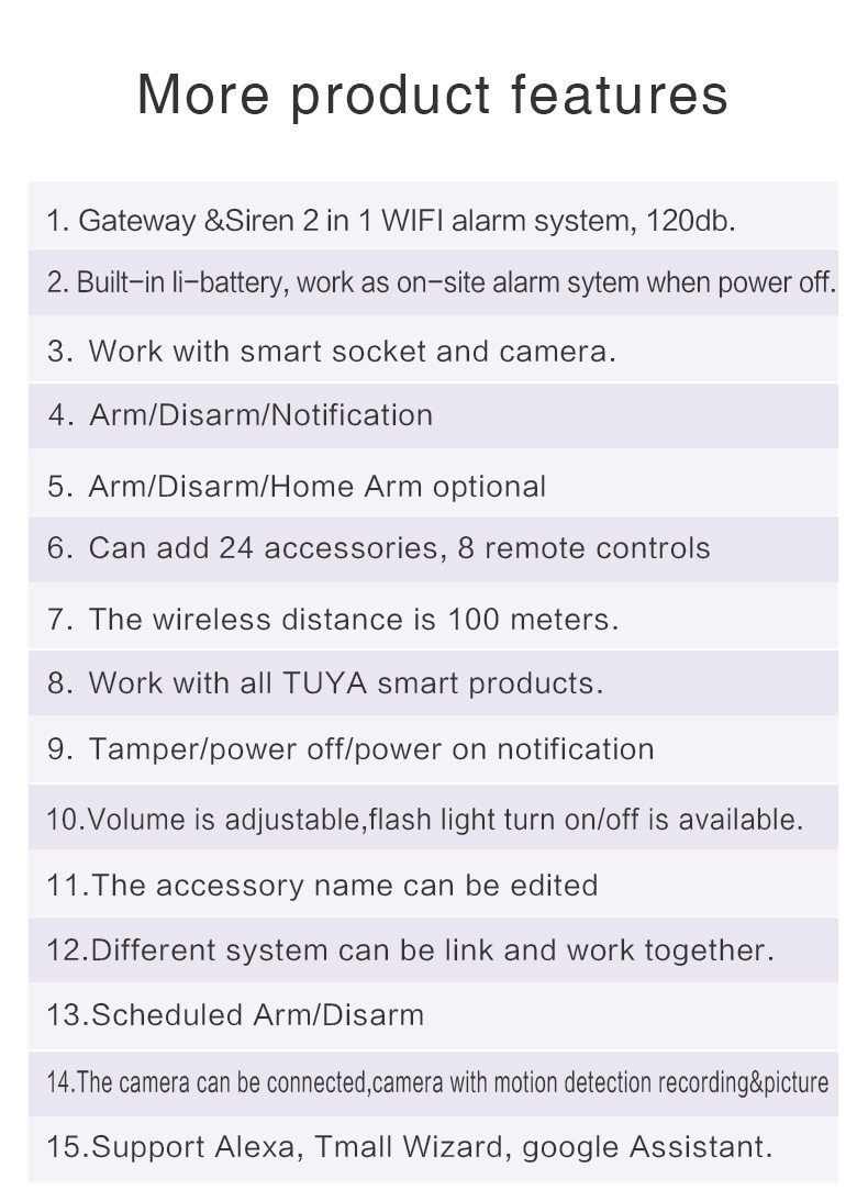 BE-H1 main features