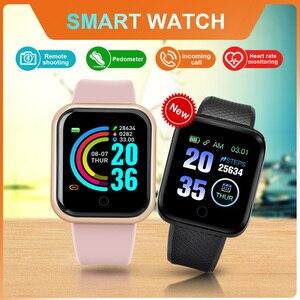 Смарт-часы для мужчин и женщин на Android Смарт-часы 2020 монитор сердечного ритма фитнес-трекер спортивные часы Смарт-браслет для iPhone Xiaomi