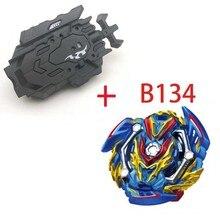 Волчок Beyblade Burst B-133 B-134 с пусковым устройством Bayblade Bey Blade металл пластик Fusion 4d Подарочные игрушки для детей