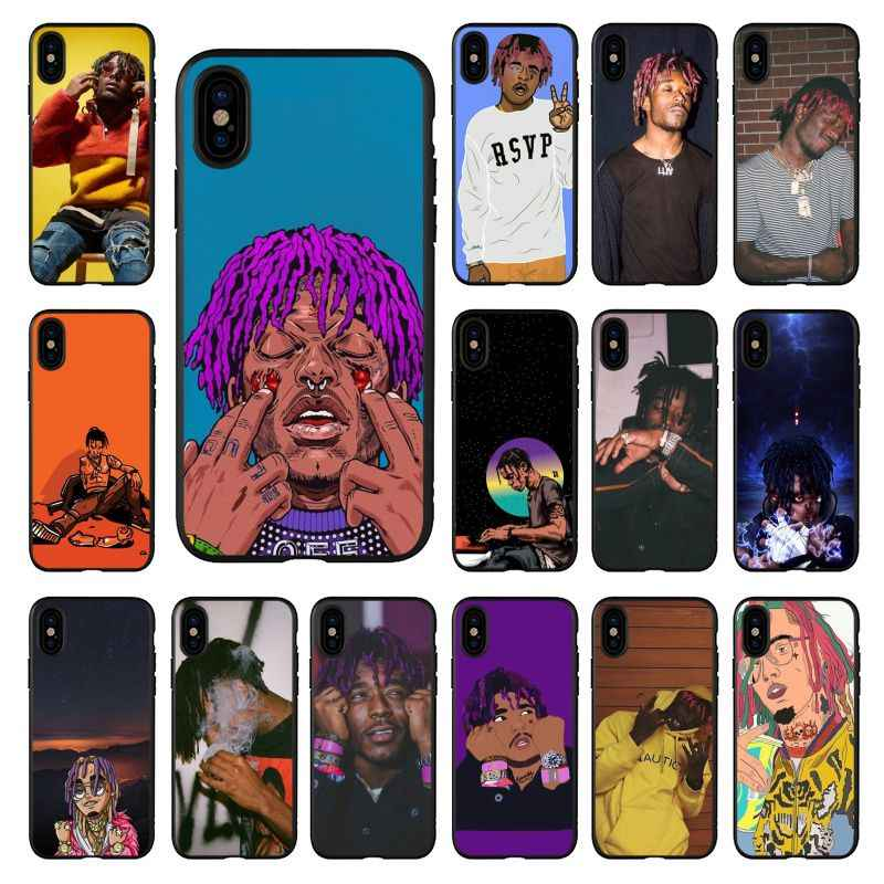 Lil Uzi Vert Colorful Cute Phone Case For Apple Iphone 11 8 7 6 6s Plus X Xs Max 5 5s Se Xr 11 Pro Cover Mobile Cover Phone Case Covers Aliexpress 3:00 two of the best tracks on uzi's eternal atake transition crazily into each other!instagram: lil uzi vert colorful cute phone case for apple iphone 11 8 7 6 6s plus x xs max 5 5s se xr 11 pro cover mobile cover