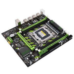 Image 3 - لوحة أم Kllisre X79 X79H LGA 2011 USB3.0 SATA3 تدعم ذاكرة REG ECC ومعالج Xeon E5 4XDDR3