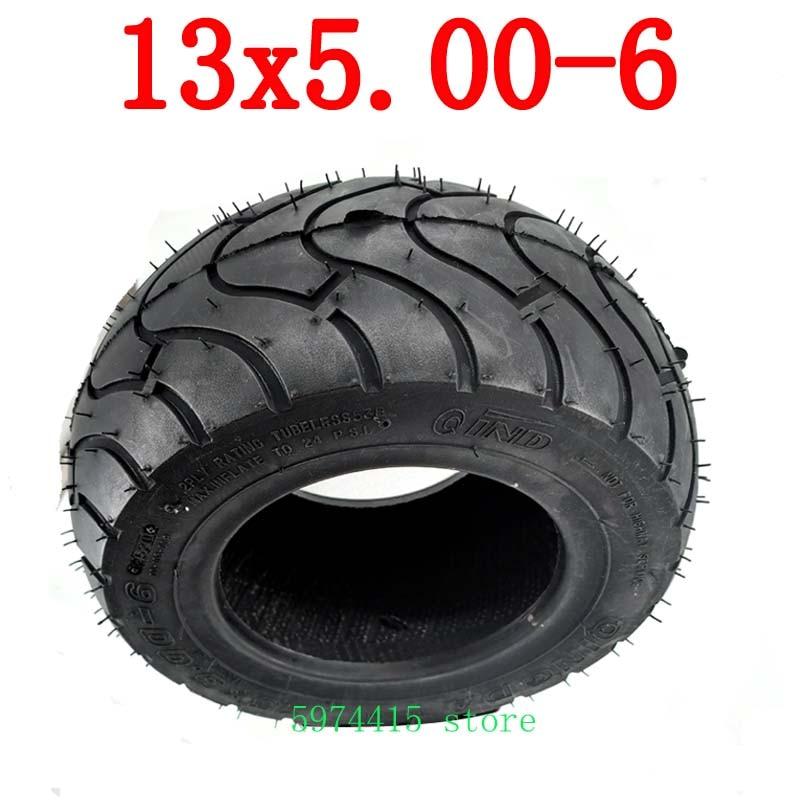 13 x 5.00-6 Tire for Mini Pocket Bike ATV Razor Go Kart Buggy  13x5-6 Scooter