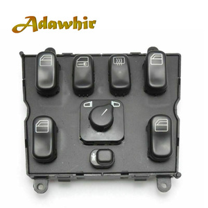 Image 1 - New Power Window Switch 1638206610 for mercedes ml w163 ml320 1998 2002 1998 1999 A 1638206610 A1638206610