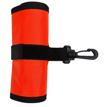 4 Foot Scuba Diving Surface Marker Buoy SMB Signal Tube with Oral and Standard BC Hose Inflator - 3 Colors Optional(China)