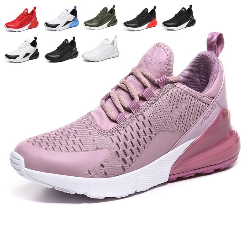 Sneakers <font><b>Women</b></font> 2019 Light Weight Running Shoes For <font><b>Women</b></font> <font><b>Air</b></font> Sole Breathable zapatos de mujer High Quality Couple Sport Shoes image
