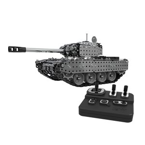 952PCS 2.4G RC Military Tank D