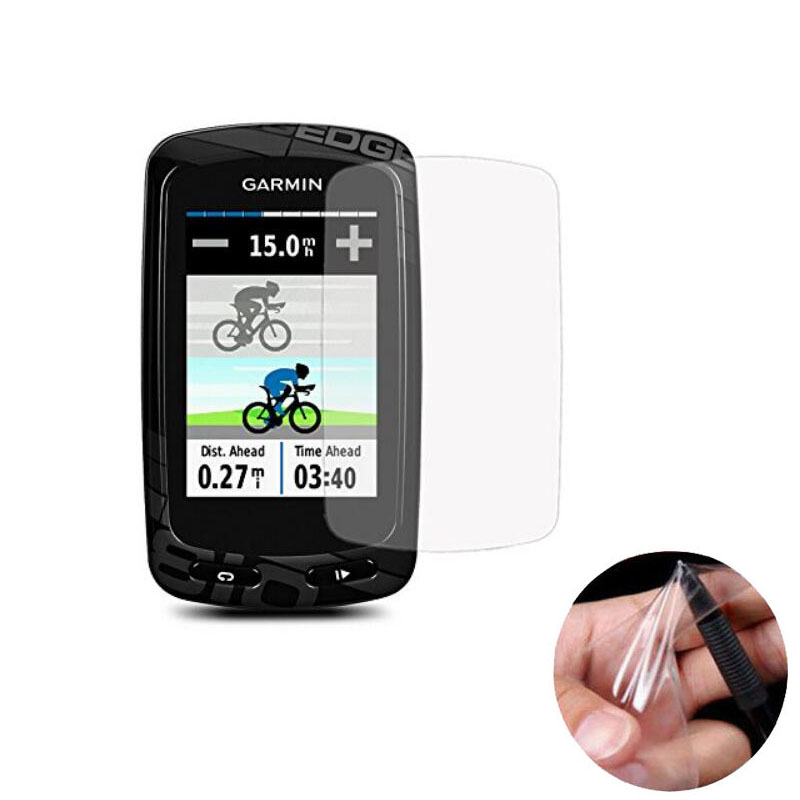 3pcs Soft Clear Screen Protector Cover Protective Film Guard For Garmin Edge 800 810 Edge800 Edge810 Cycling GPS Navigator