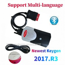 2021 NEW VCI VD DS150E CDP vd tcs cdp bluetooth 2017.R3 2016.R0 keygen for delphis obd2 diagnostic tool with new relays with usb