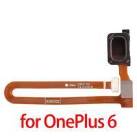 Para oneplus 6 sensor de impressão digital cabo flexível para oneplus 6