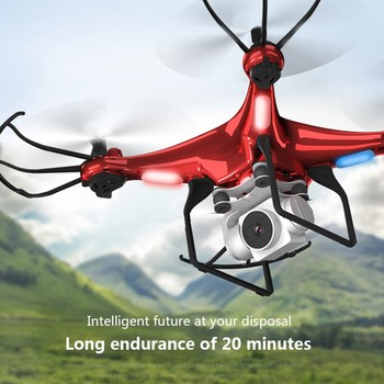 X52 Drone HD 1080PWifi transmission fpv quadcopter PTZ high pressure stable height Rc helicopter drone camera drones
