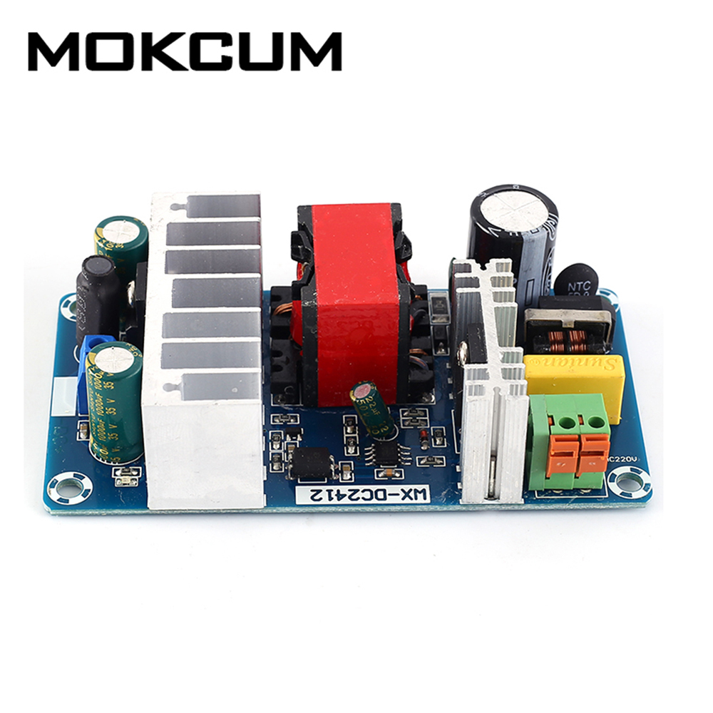 AC-DC <font><b>12V</b></font> 8A 96W Step-Down Switch Power Supply <font><b>Module</b></font> Buck Converter 110V <font><b>220V</b></font> <font><b>to</b></font> <font><b>12V</b></font> image