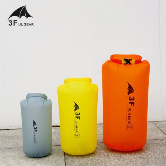 3F UL GEAR 15D 30D Ultralight drybag waterproof bag  1
