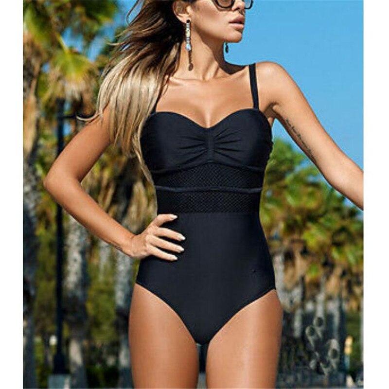 Swimming Suit For Women Swimwear Women's One Piece Monokini Push Up Padded Bra Bikinis Swimsuit Swimwear Bathing Bikini Mujer