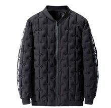 2019 New Arrival Fashion Super Large Padded Jacket Young Men Casual Winter Mens Autumn Plus Size 3XL 4XL 5XL 6XL 7XL 8XL 9XL