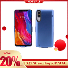 Battery-Charger-Cases Back-Clip Mobile-Phone-Charger Power Xiaomi Wireless-Charging XNCORN