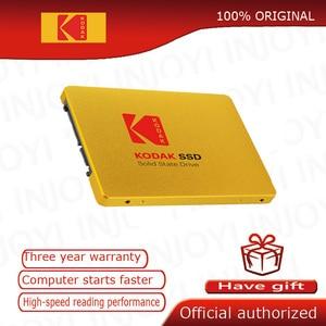 Kodak Digital X100 SSD 120GB 240GB 480GB SATA 3 2.5 inch Internal Solid State Drive HDD Hard Disk HD SSD 960gb Notebook PC
