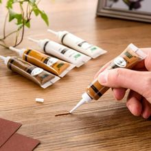 Wood Furniture Scratch Refinishing Paste Wood Floor Scratch Fast Remover Repair Paint Wax For FurnitureCMMA 18g beech furniture scratch remover floor repair paint for wood furniture refinishing