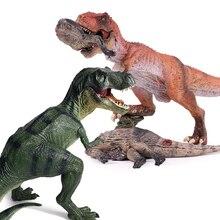 Toy Action-Figures Spinosaurus-Model Fidget Jurassic Animal Fierce Park T-Rex World-Ancient
