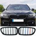 Решетка для BMW 5 серии F10 F18 10-15 глянец Черный автомобиль передний центр Широкий почечный гриль гоночный гриль автомобиль-Стайлинг 8P