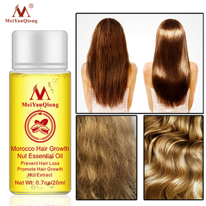 Image 3 - Schnelle Leistungsstarke Haar Wachstum Essenz Haarausfall Produkte Ätherisches Öl Flüssigkeit Behandlung Gegen Haarausfall Haarpflege Produkte 20ml