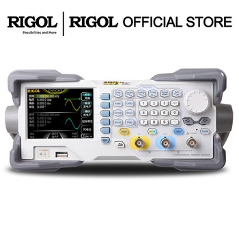 RIGOL DG1032Z Signal Generator Function/Arbitrary Waveform Function Generator 30MHZ 2 output channels fast arrival sg1638l function waveform signal generator counter 0 02hz 3mhz ac 220v with digital display
