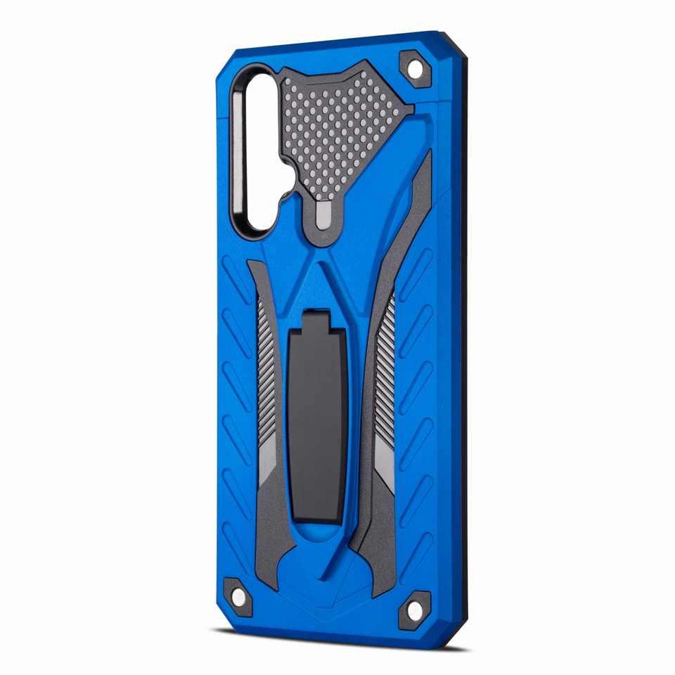 キックスタンド保護カバーのための 20 プロ 10 Lite ケースフレーム耐衝撃ホルダーのためのフルバックカバー 8 × 8S ケース