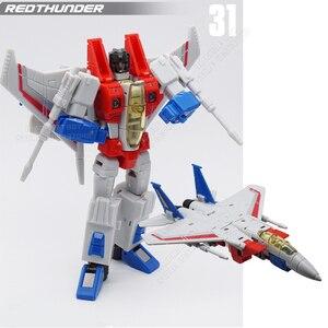 Image 5 - โหมดเครื่องบินเที่ยวบินทีม Transformation G1 Storm Flighter Deformation Action FIGURE ของเล่น